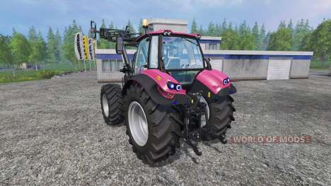 Deutz-Fahr Agrotron 7250 FL v2.0 Ladies Edition для Farming Simulator 2015