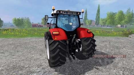 Steyr CVT 6230 для Farming Simulator 2015