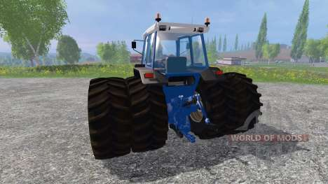 Ford 8630 для Farming Simulator 2015