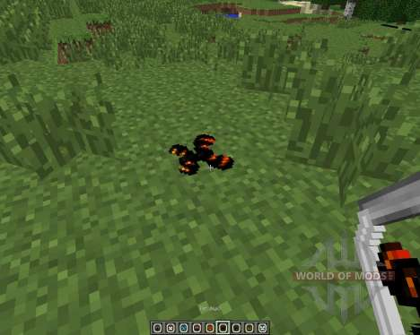 Butterfly Mania [1.6.4] для Minecraft