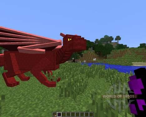 Dragon Craft [1.6.4] для Minecraft