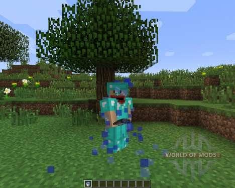 Ice Bucket Challenge [1.7.2] для Minecraft