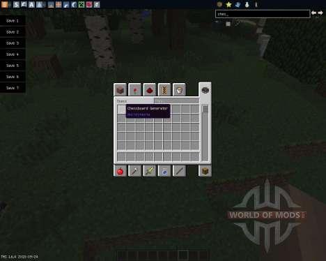 MineChess [1.6.4] для Minecraft