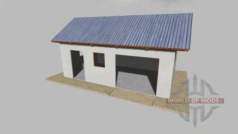 Gara для Farming Simulator 2015