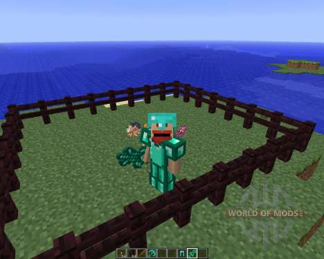 Aquaculture [1.5.2] для Minecraft