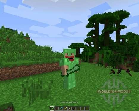Improving Minecraft [1.7.2] для Minecraft