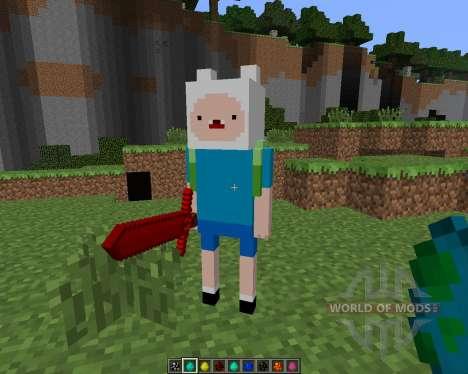 Adventure Time [1.6.4] для Minecraft