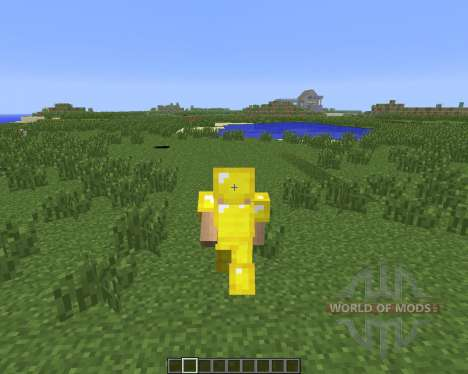 Toggle Sneak-Sprint Mod [1.6.4] для Minecraft