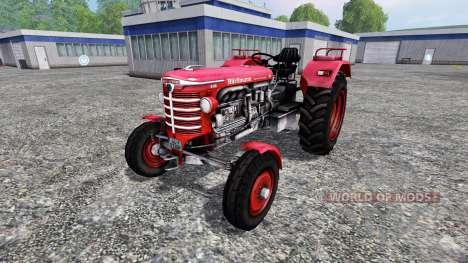 Hurlimann D110 для Farming Simulator 2015