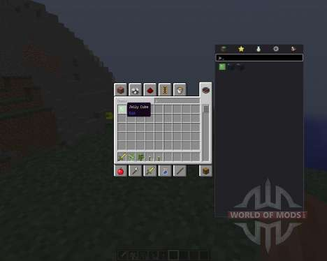 Jelly Cubes [1.8] для Minecraft