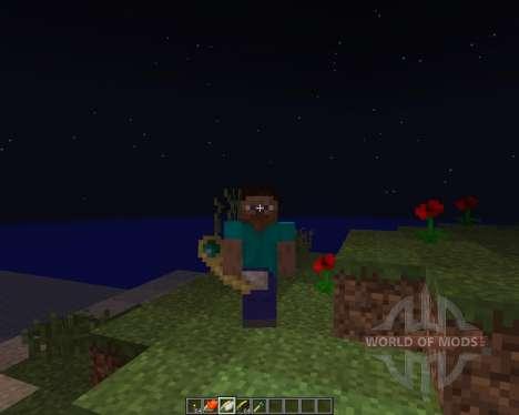 Crystal Wing [1.8] для Minecraft