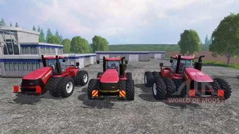 Case IH Steiger 620 [pack] для Farming Simulator 2015