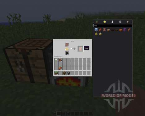 Yet Another Leather Smelting [1.8] для Minecraft
