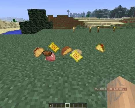 Mexican [1.6.4] для Minecraft