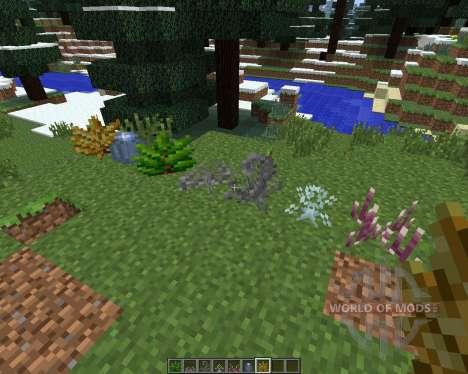 Pams Flowers [1.6.4] для Minecraft