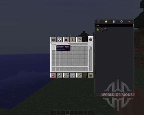 Redstone Paste [1.8] для Minecraft