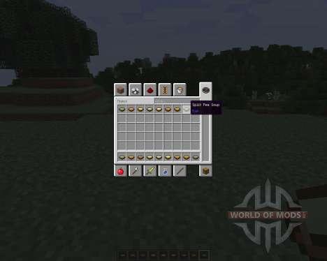 Soup [1.7.2] для Minecraft