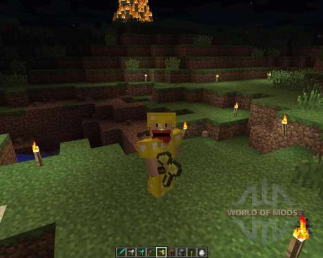 Ultimate Tools [1.6.2] для Minecraft