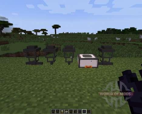 Steamcraft [1.7.2] для Minecraft
