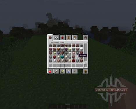 OresPlus [1.7.2] для Minecraft