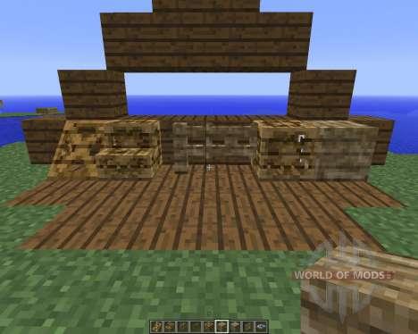 Carpenters Blocks [1.5.2] для Minecraft