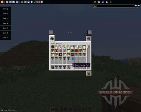 Just Another Better Barrel Attempt [1.6.4] для Minecraft