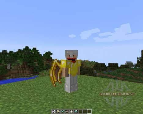 Simple Flight [1.7.2] для Minecraft