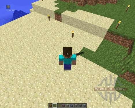 Scenter [1.8] для Minecraft