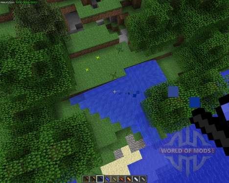 Elemental Guns [1.7.2] для Minecraft