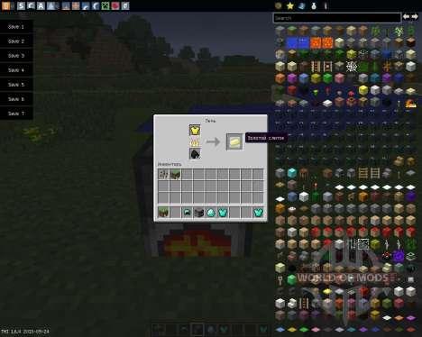 Armor Smelter [1.6.4] для Minecraft