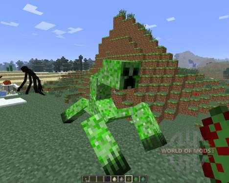 Mutant Creatures [1.6.4] для Minecraft