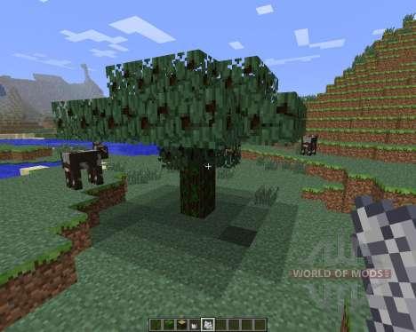 CocoaCraft [1.6.4] для Minecraft