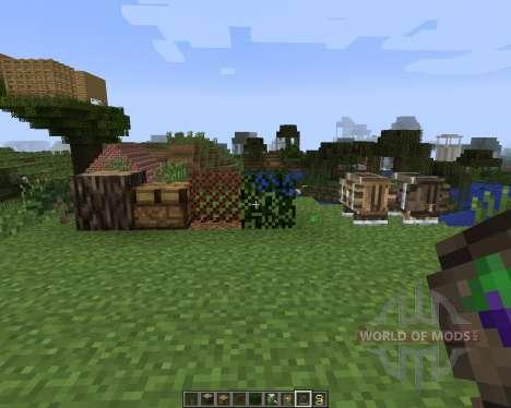 Psychedelicraft [1.7.2] для Minecraft