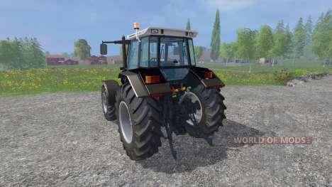 Deutz-Fahr AgroStar 6.61 v1.2 Black Editon для Farming Simulator 2015