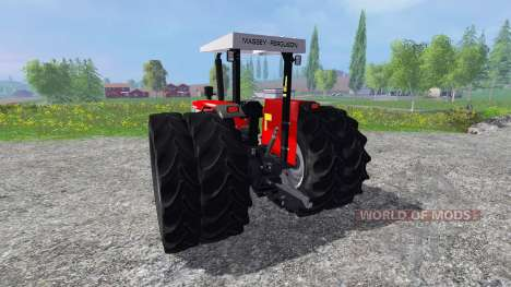 Massey Ferguson 2680 для Farming Simulator 2015