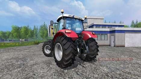 Case IH Puma CVX 160 [Sonderlackierung] для Farming Simulator 2015