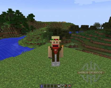 Dalek [1.7.2] для Minecraft