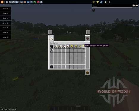 RoadWorks [1.6.4] для Minecraft
