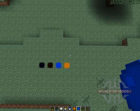 Gels Plus [1.7.2] для Minecraft