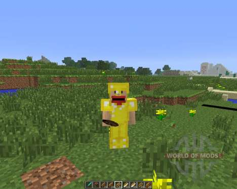 DaFoods [1.6.4] для Minecraft