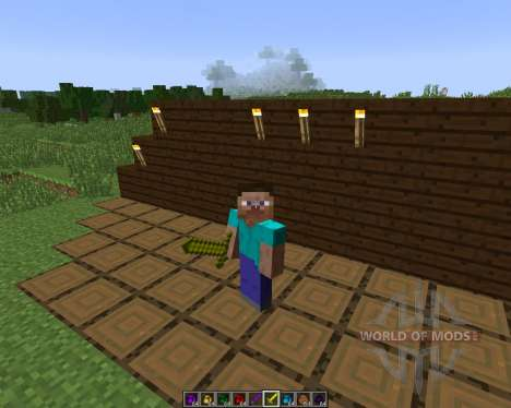 Over Crafted [1.7.10] для Minecraft