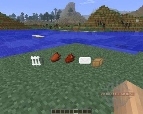 MrCrayfish Furniture [1.6.4] для Minecraft