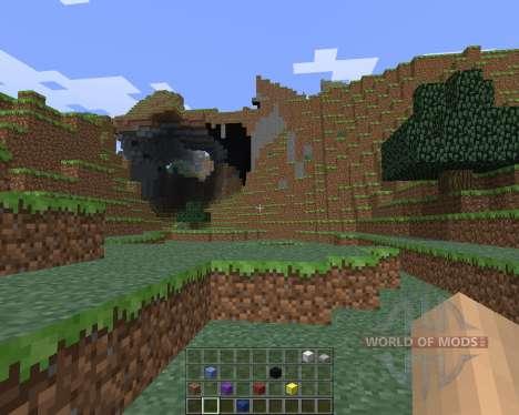 Quick Hotbar [1.6.4] для Minecraft