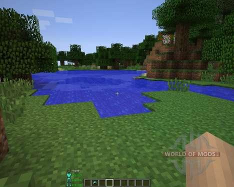 Show Durability 2 [1.7.2] для Minecraft
