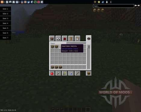 Barrels [1.7.2] для Minecraft
