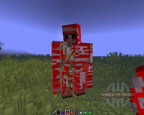 Mini-Bosses для Minecraft