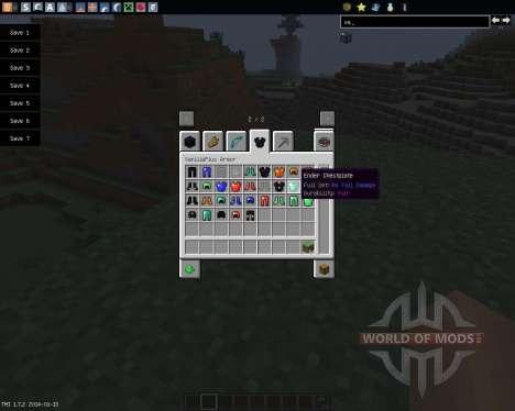Vanilla Plus [1.7.2] для Minecraft