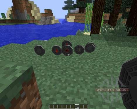 Talismans 2 [1.8] для Minecraft
