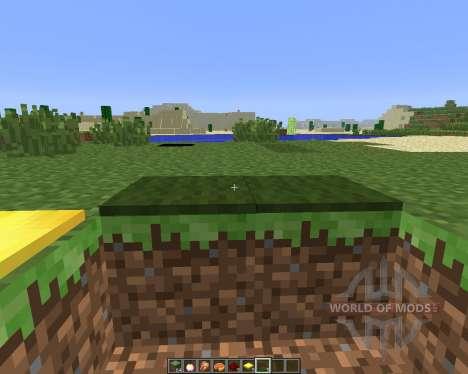 Blocks 3D [1.6.4] для Minecraft