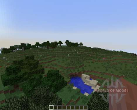 New Dawn [1.7.10] для Minecraft